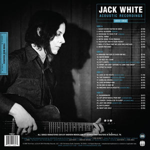 Jack White: Acoustic Recordings 1998-2016
