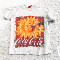 Coke T-Shirt Size Small - Bay 1 Bin 119