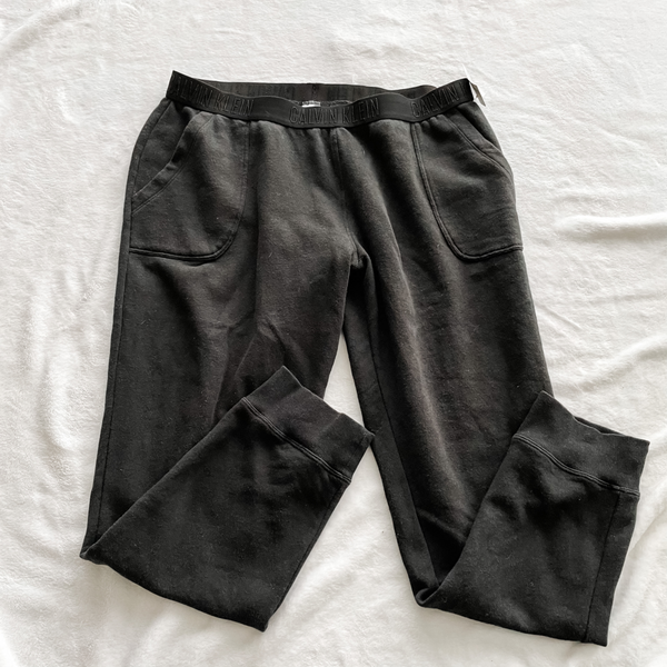Calvin Klein Athletic Pants Size Large - Bay 3 Bin 189