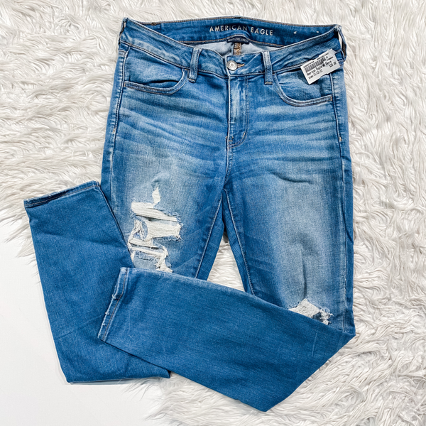 American Eagle Denim Size 11/12 (31) - Bay 4 Bin 37