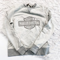 Harley Davidson Sweatshirt Size Medium - Bay 4 Bin 112
