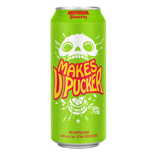 Makes U-Pucker Dry Hopped Sour 473ML Can | 25 Pack