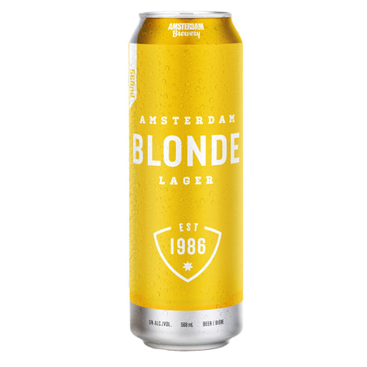 Blonde Lager 568mL Can | 6 PACK