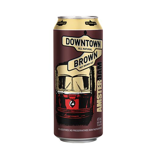 Downtown Brown Ale 473ML Can | 25 PACK