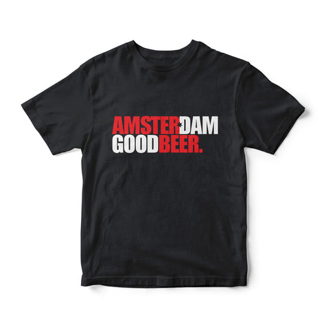 AmsterDAM Good Beer t-shirt