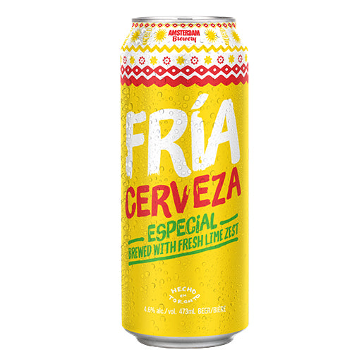 Fria Cerveza Especial 473ML Can | 6 PACK