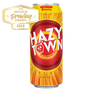 Hazy Town 473ML Can | 25 Pack