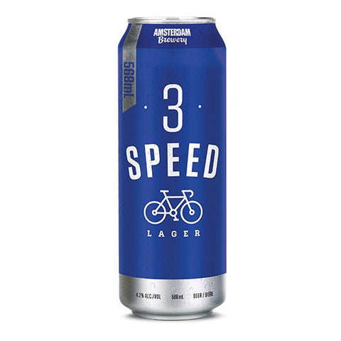 3 Speed Lager-568ml can