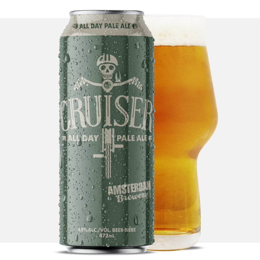 Cruiser All Day Pale Ale 473ML Can - 25Pk