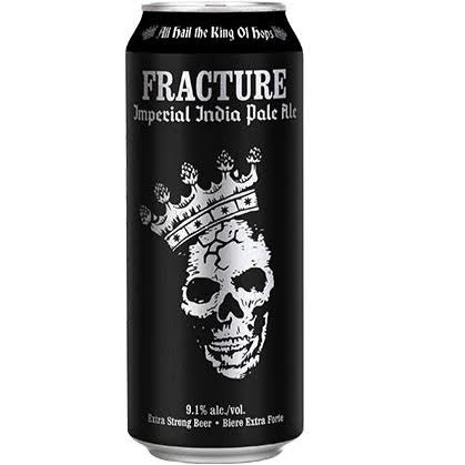 Fracture Imperial IPA- 473ml can