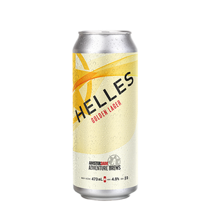 Helles Golden Lager 473ML Can | 25Pack