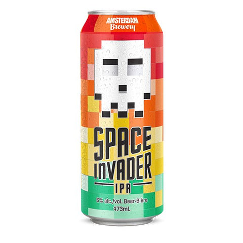 Space Invader Can-473ml