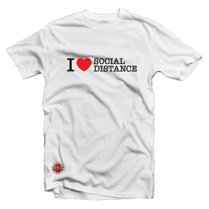 Open afbeelding in diavoorstelling I love social distance