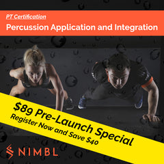 Percussion Certification Course by NIMBL