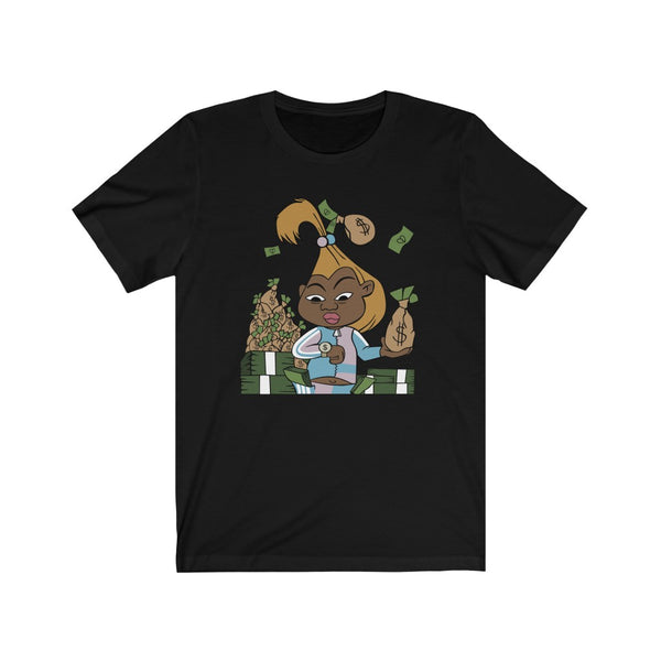 Money Dijonay Everyday Unisex Jersey Short Sleeve Tee