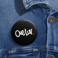 One Luv Collection - Custom Pin Buttons