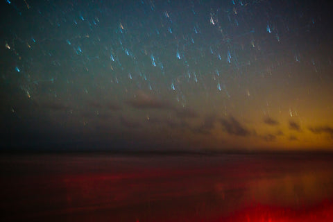 Ossabaw Island Night Sky