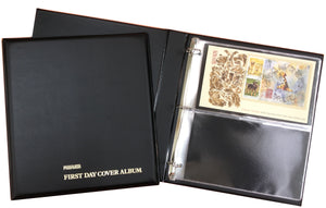 Premier First Day Cover Album