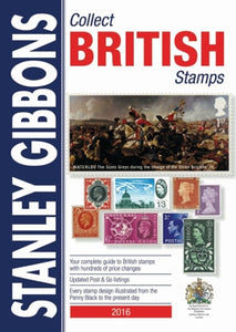 2016 Collect British Stamps Catalogue