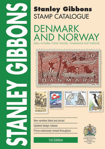 S.G. Denmark & Norway 1st Edition