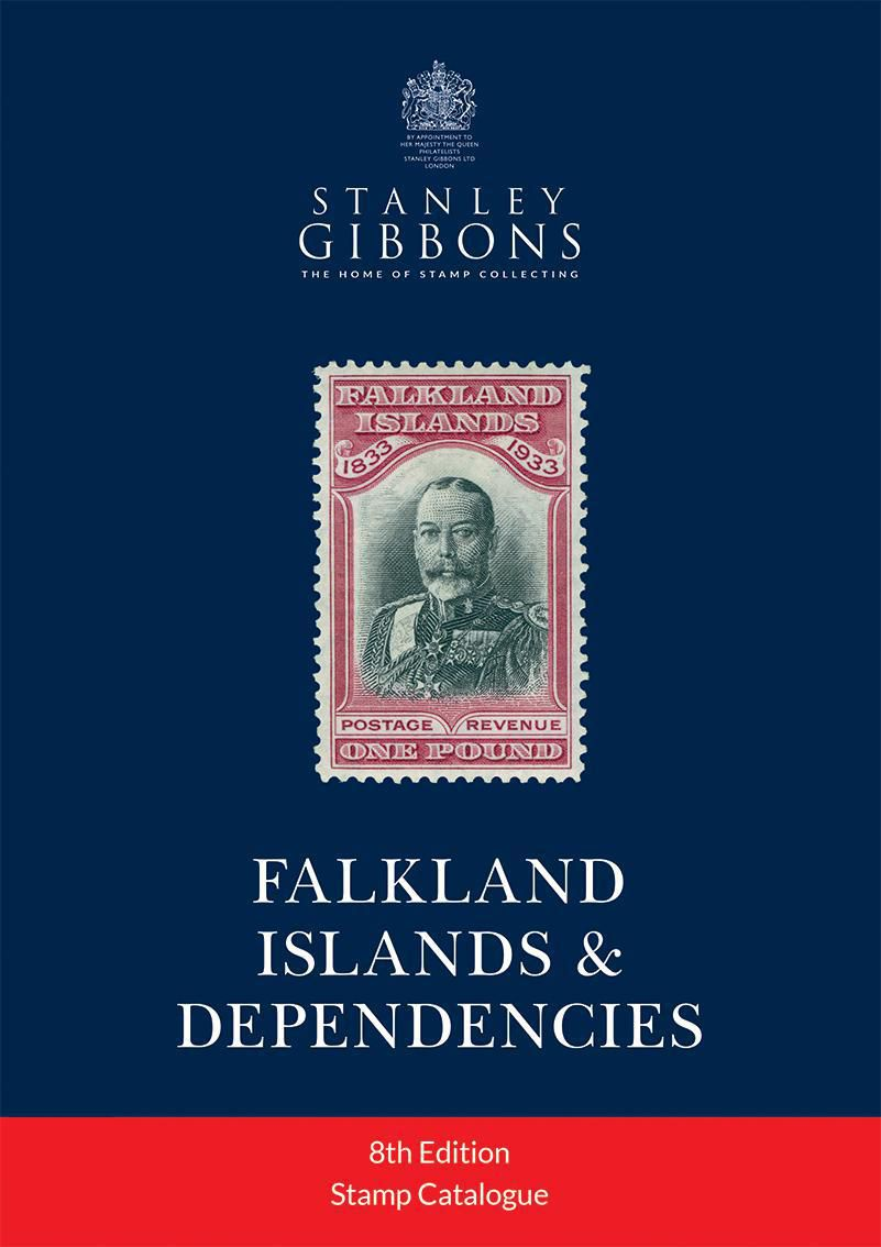 S.G. Falkland Islands 8th Edition