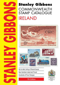 S.G. Ireland Stamp 7th Edition