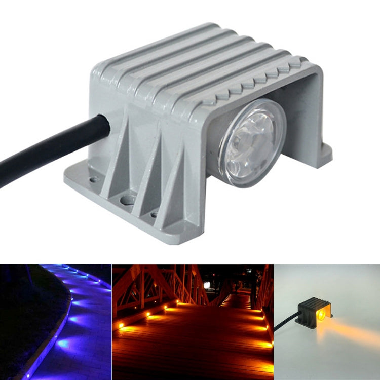 3W LED Pad Verlichting (Warm Wit)