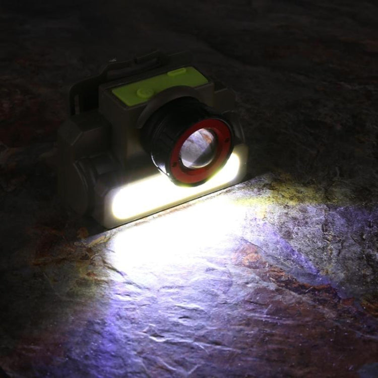 LED Outdoor Hoofdverlichting Camouflage
