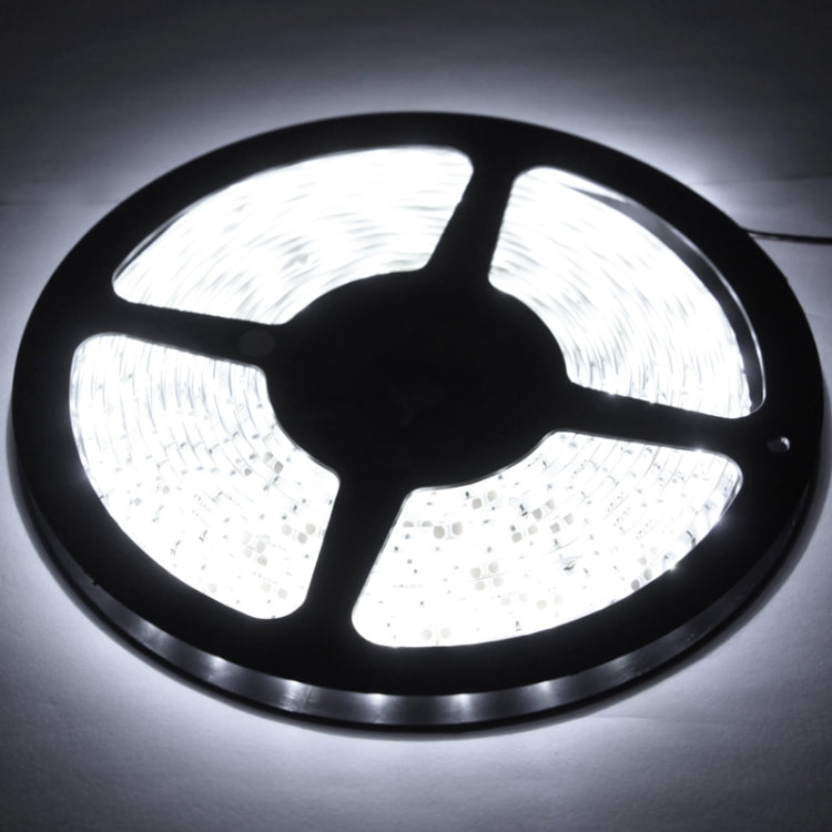 Epoxy waterdichten LED Strip lengte: 5 m (White Light)