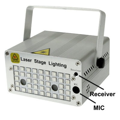 NW-S-G03 Multifunctionele mini-laser Podium Verlichting