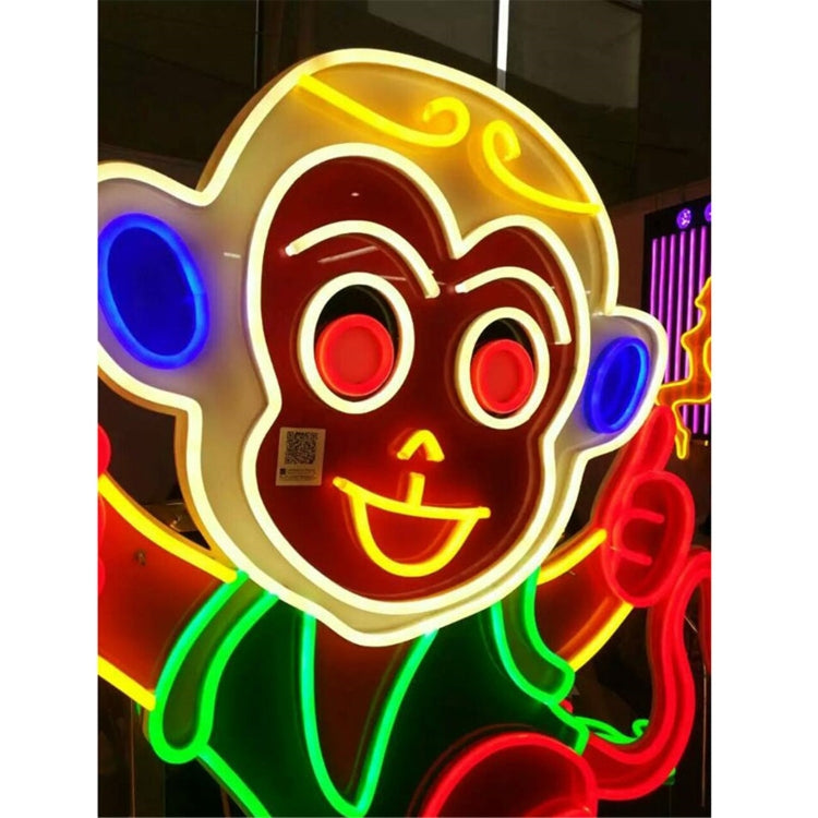 YWXLight 5m 600LEDs LED-neonlicht Strip (Rood Licht)
