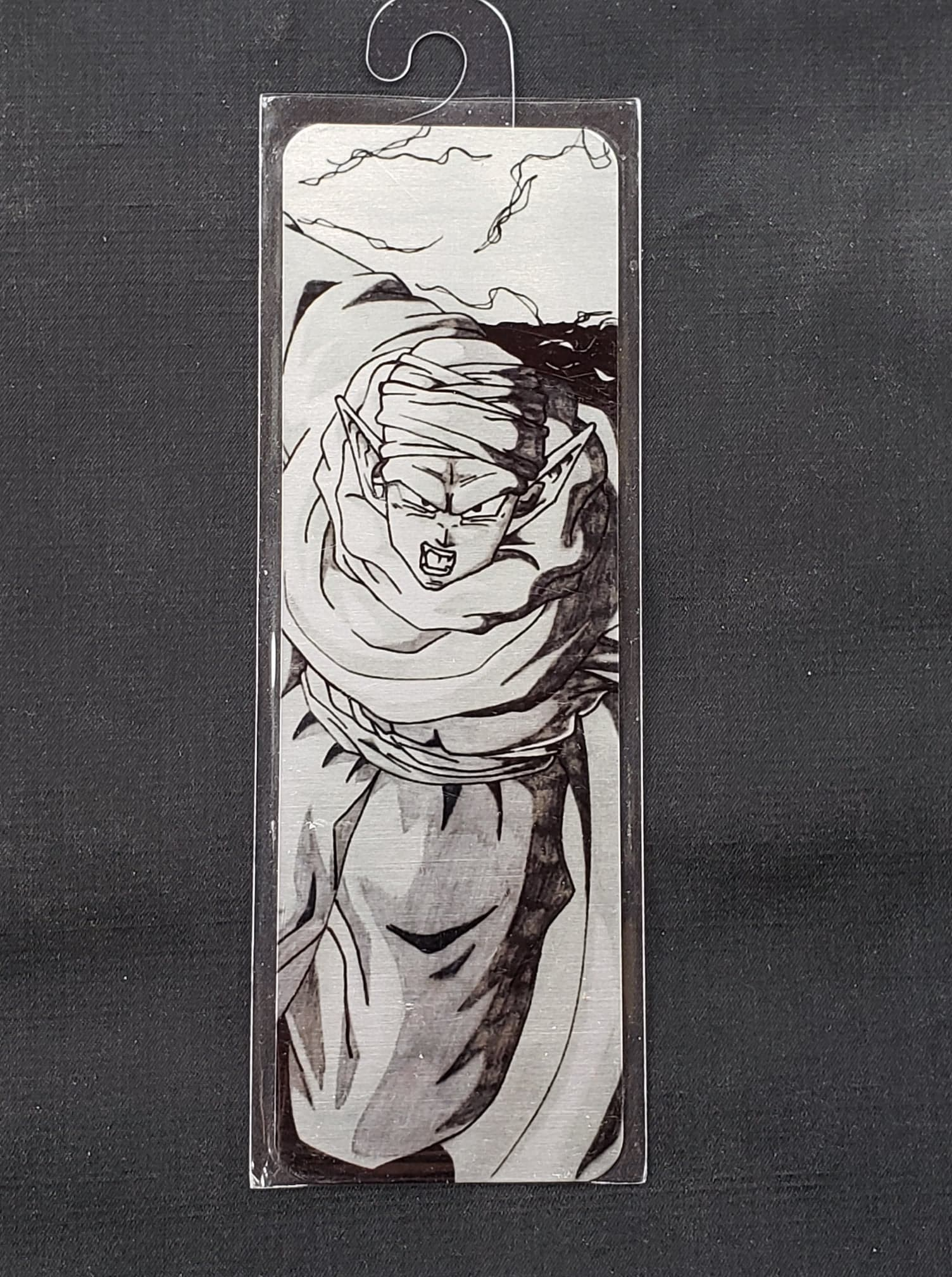 Dragon Ball Z Metal Bookmark