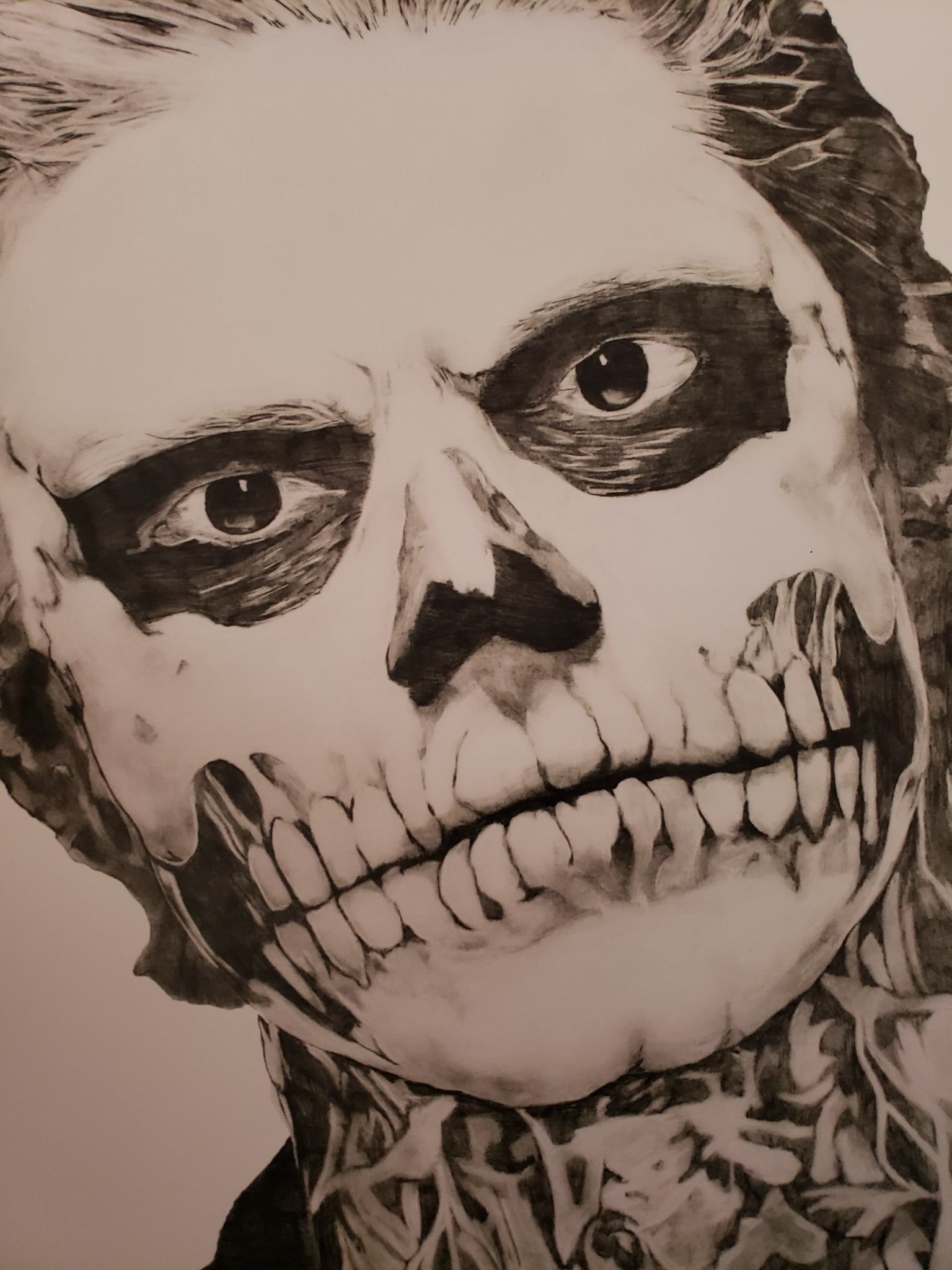 Evan Peters AHS  13x16 Print