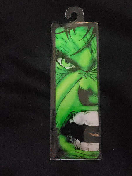 Comic Metal Bookmark