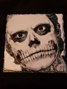 Evan Peters American Horror Story Print on Stone Tile