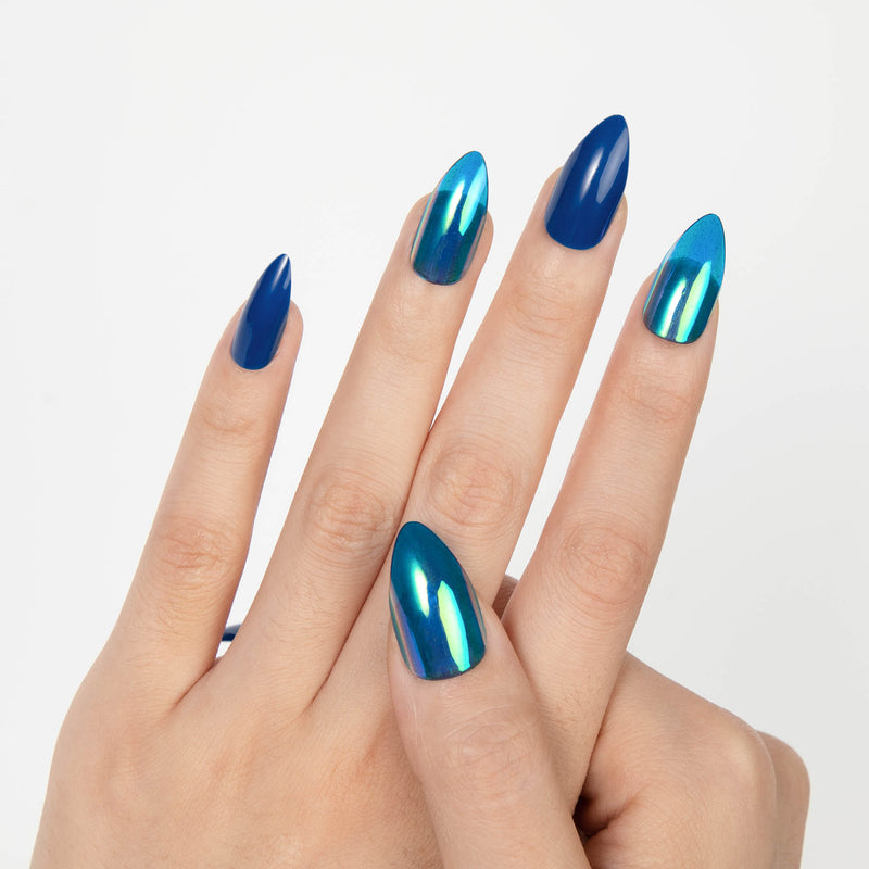 alldashingLighteningBluepressonnails2