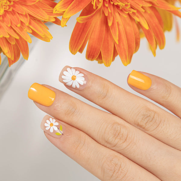 AlldashingLuckyFlowerpressonnails