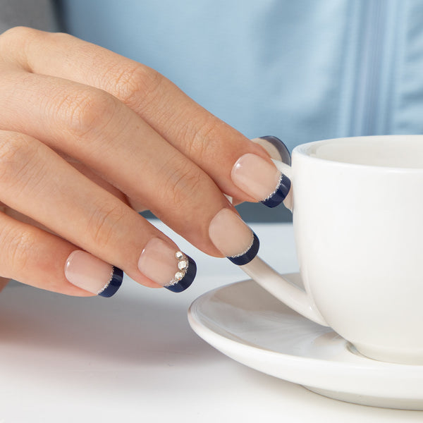 alldashing Perfect French press on nails