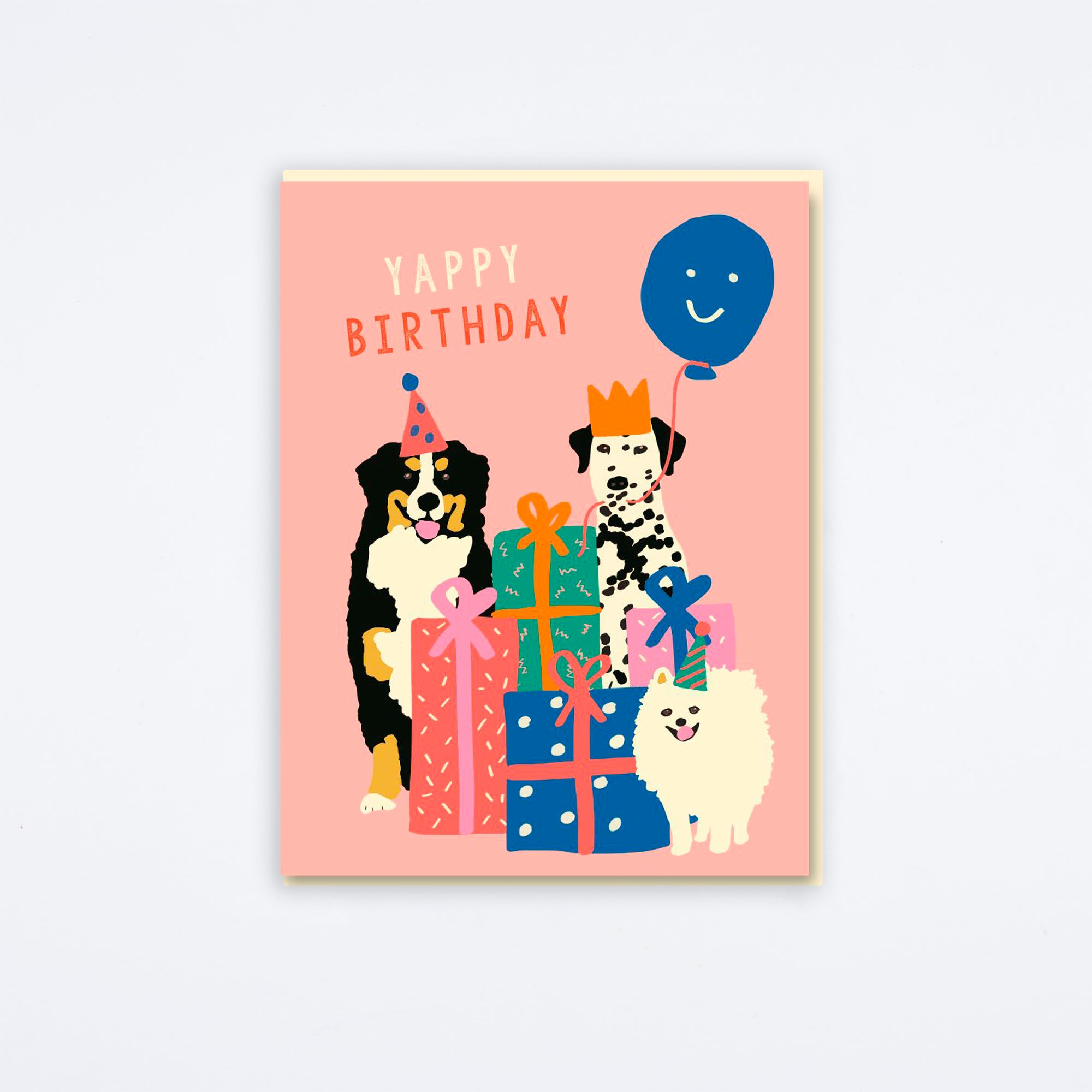 The Dogs Card