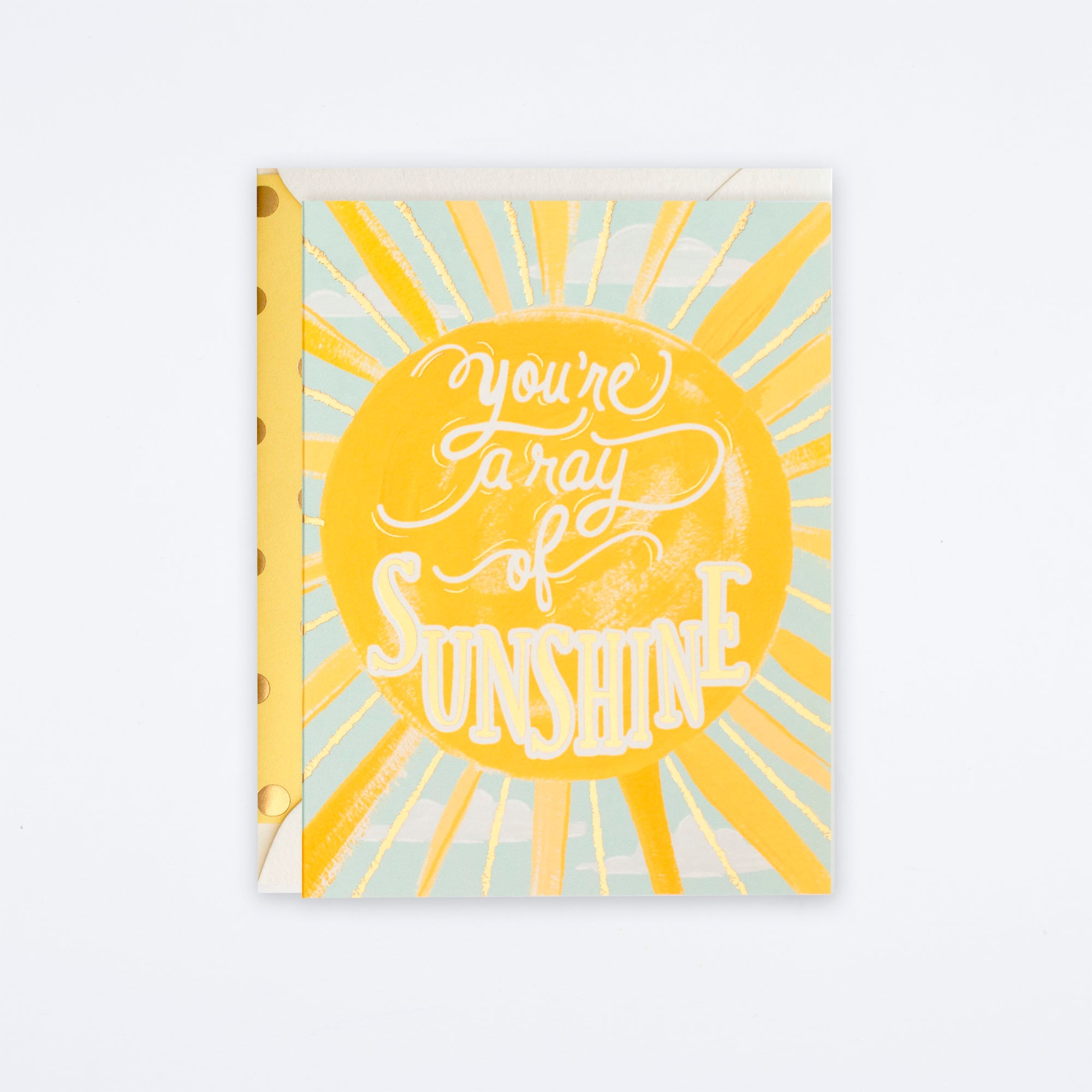 Ray of Sunshine Card