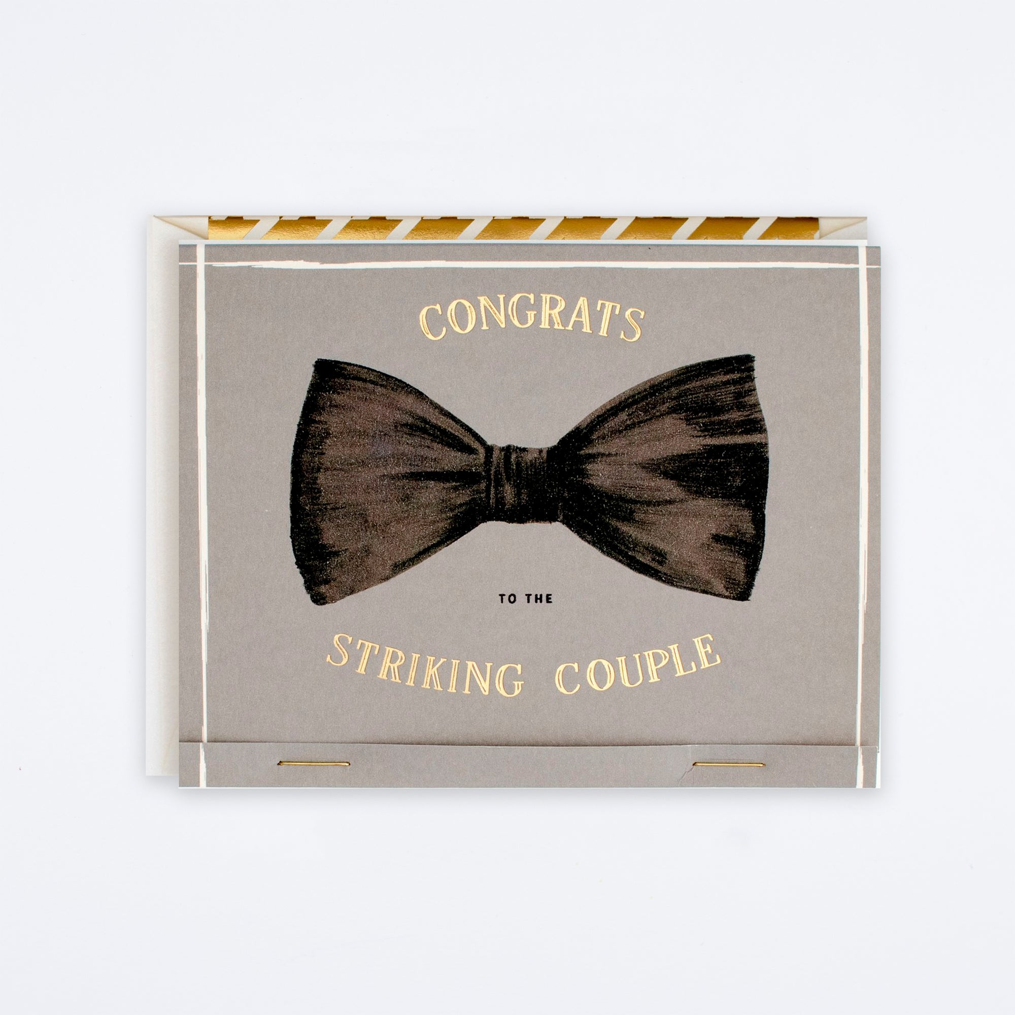 Striking Couple Card