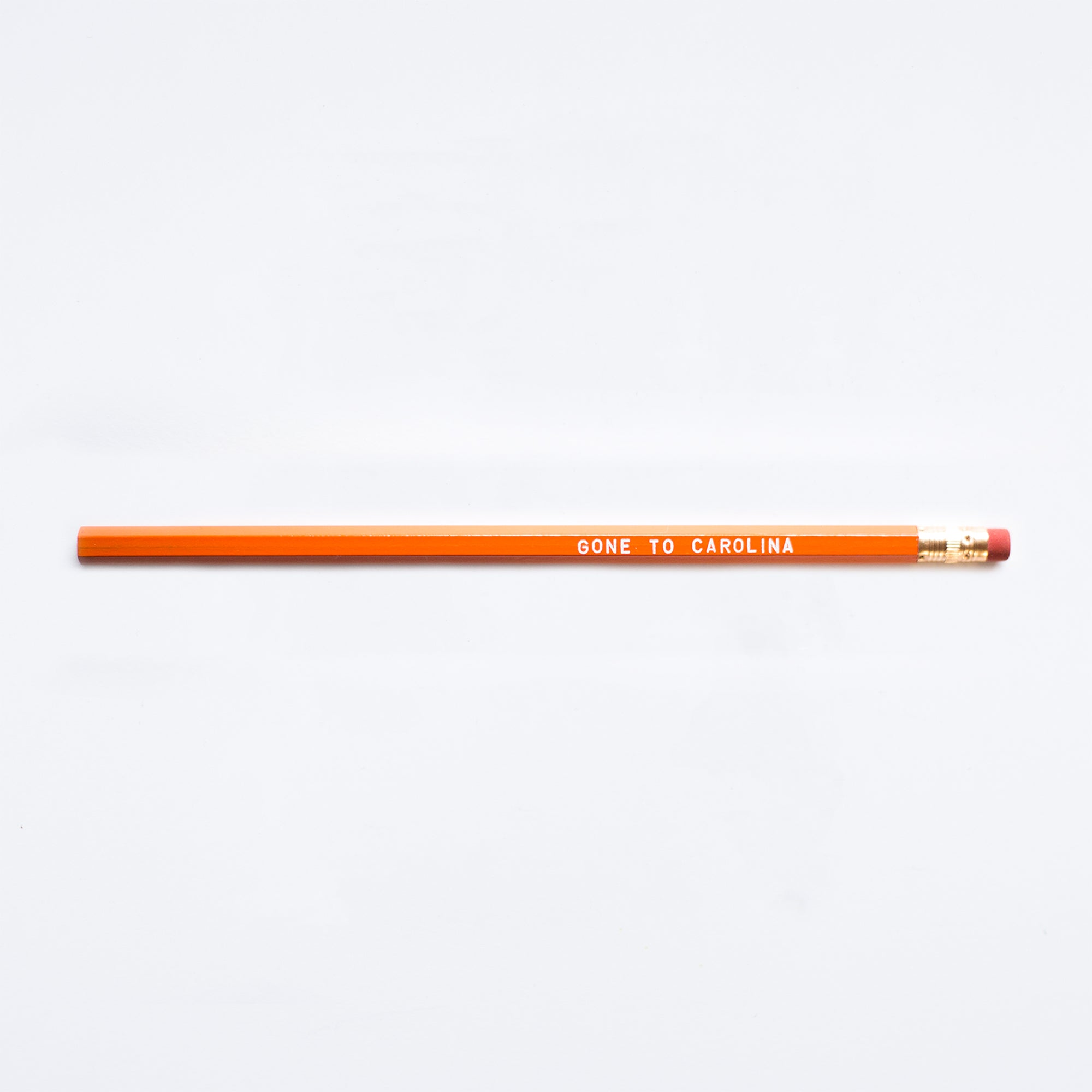 Gone to Carolina Pencil