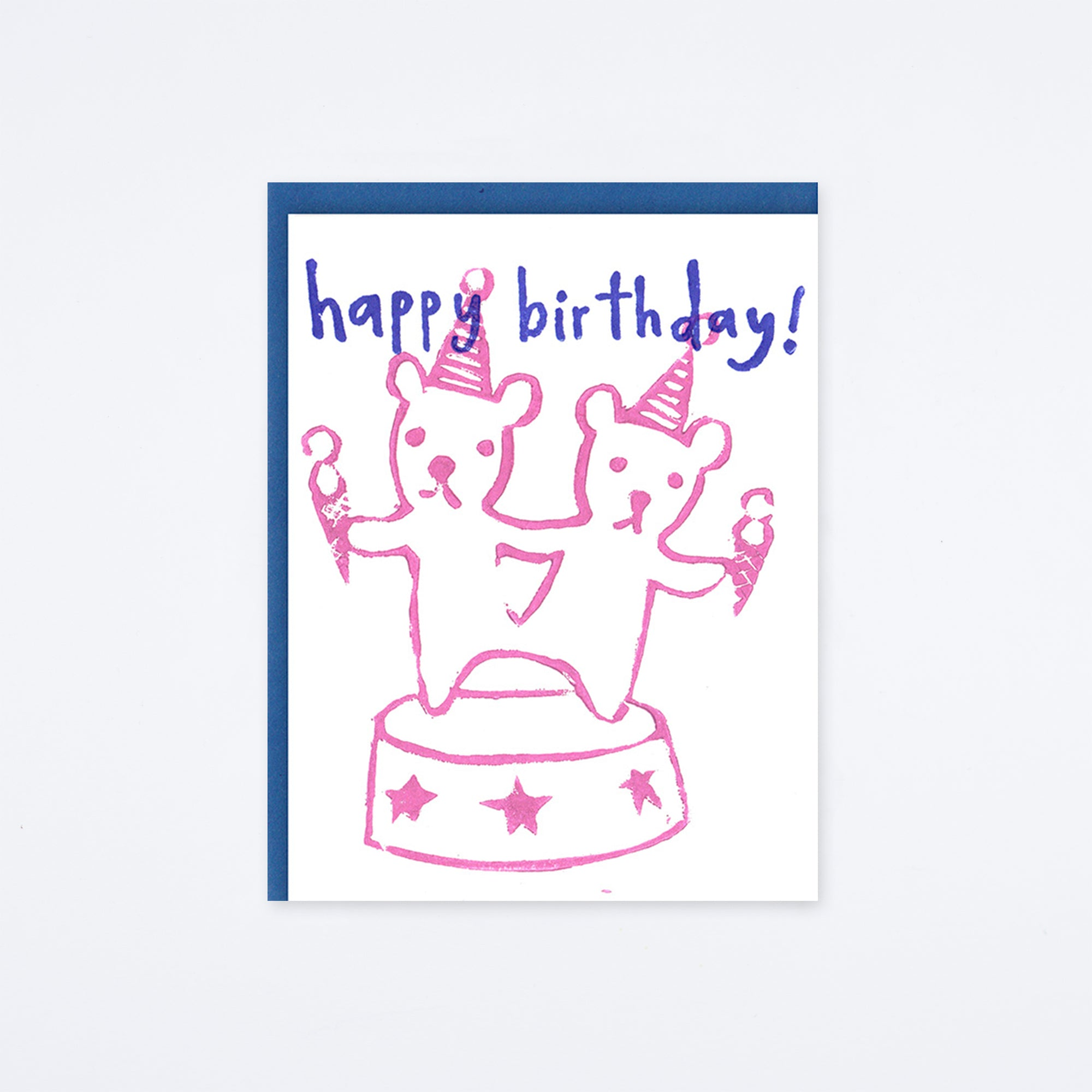 Conjoined Birthday Card