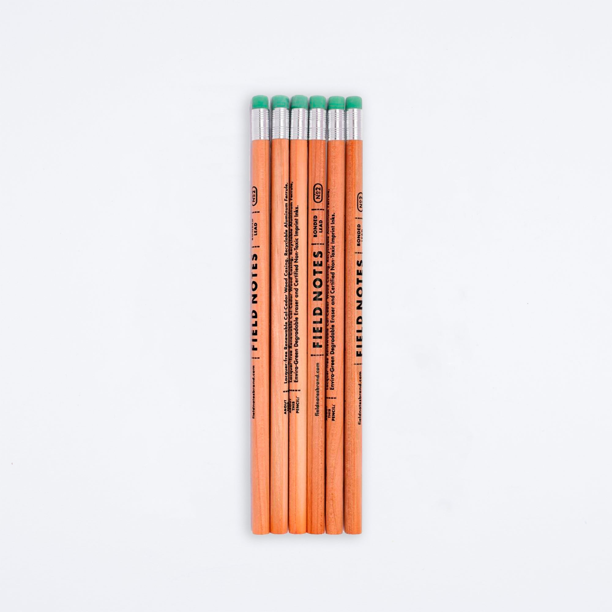 Field Notes Pencil 6-Pack