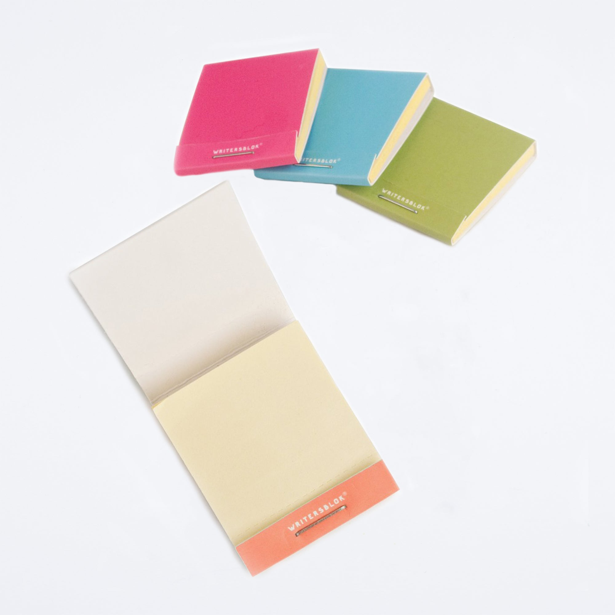 Matchbook Sticky Notes