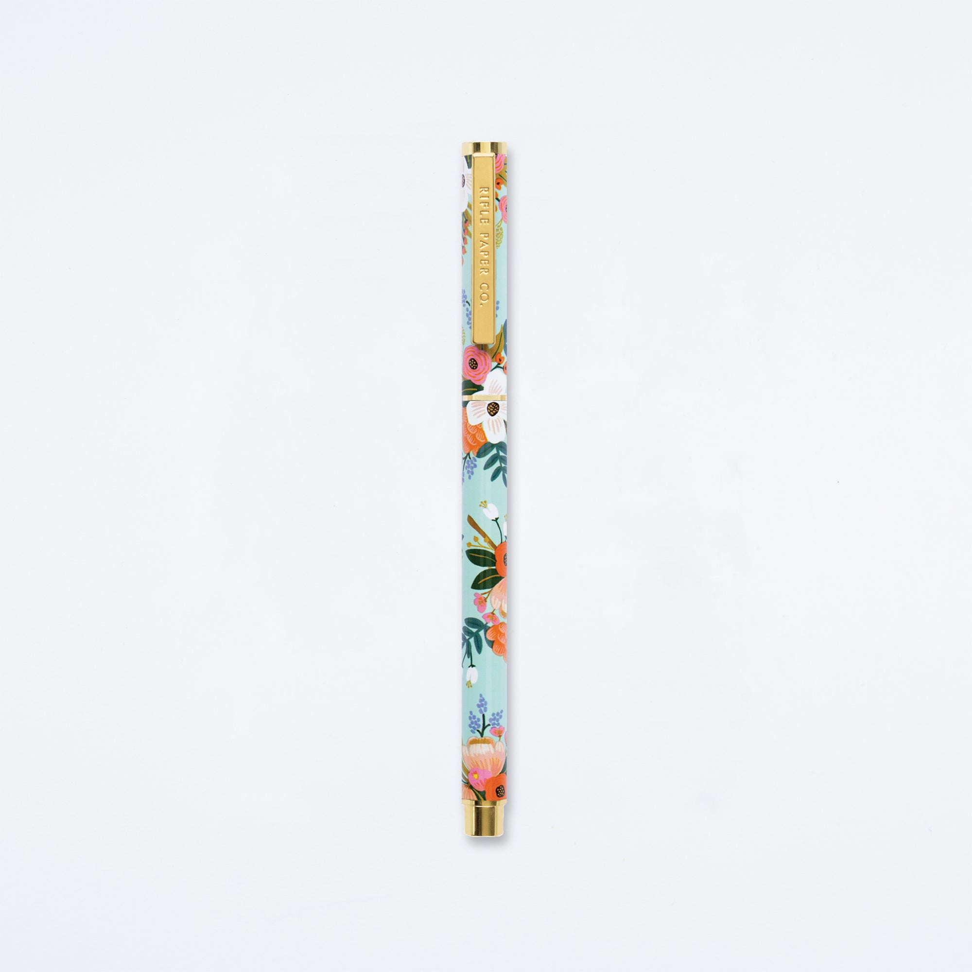 Lively Floral Writing Pen