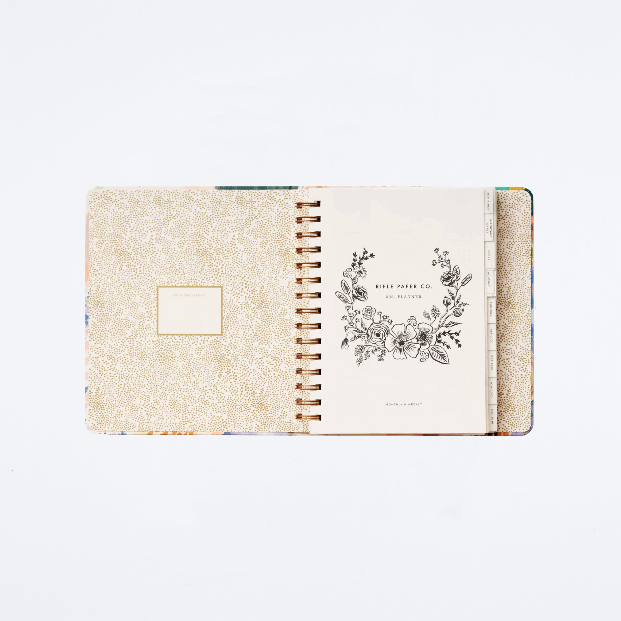 Luisa Covered Planner