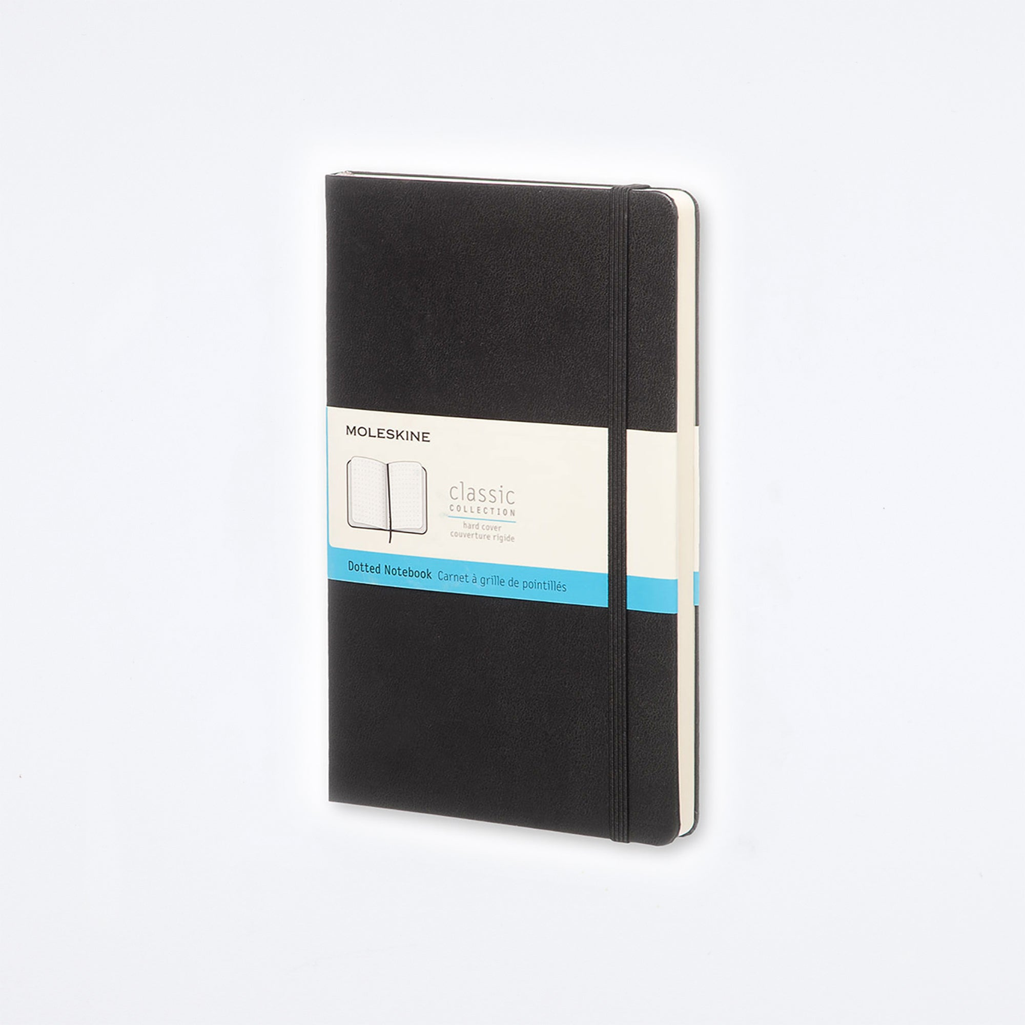 Moleskine Black Large Notebook