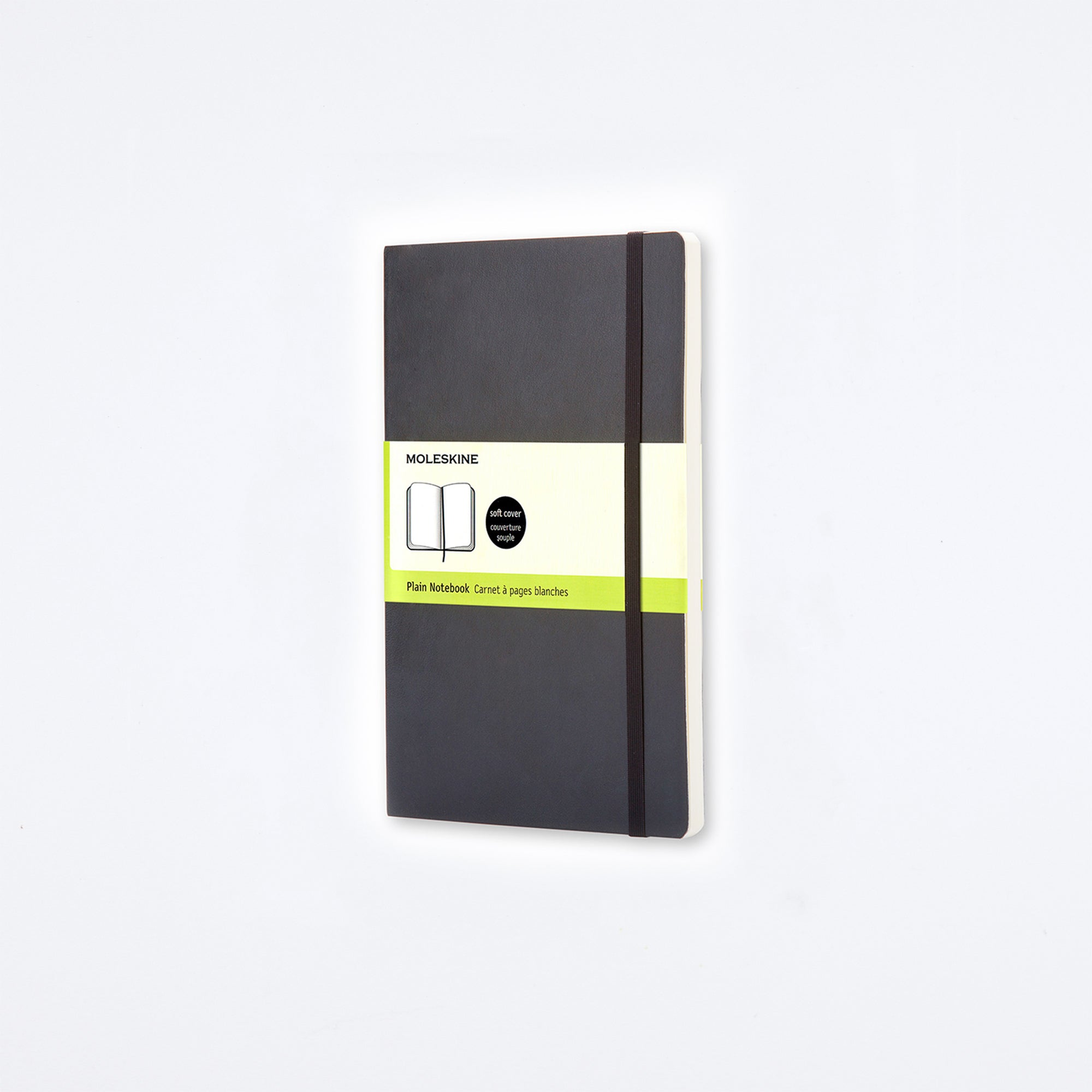 Moleskine Black Pocket Notebook