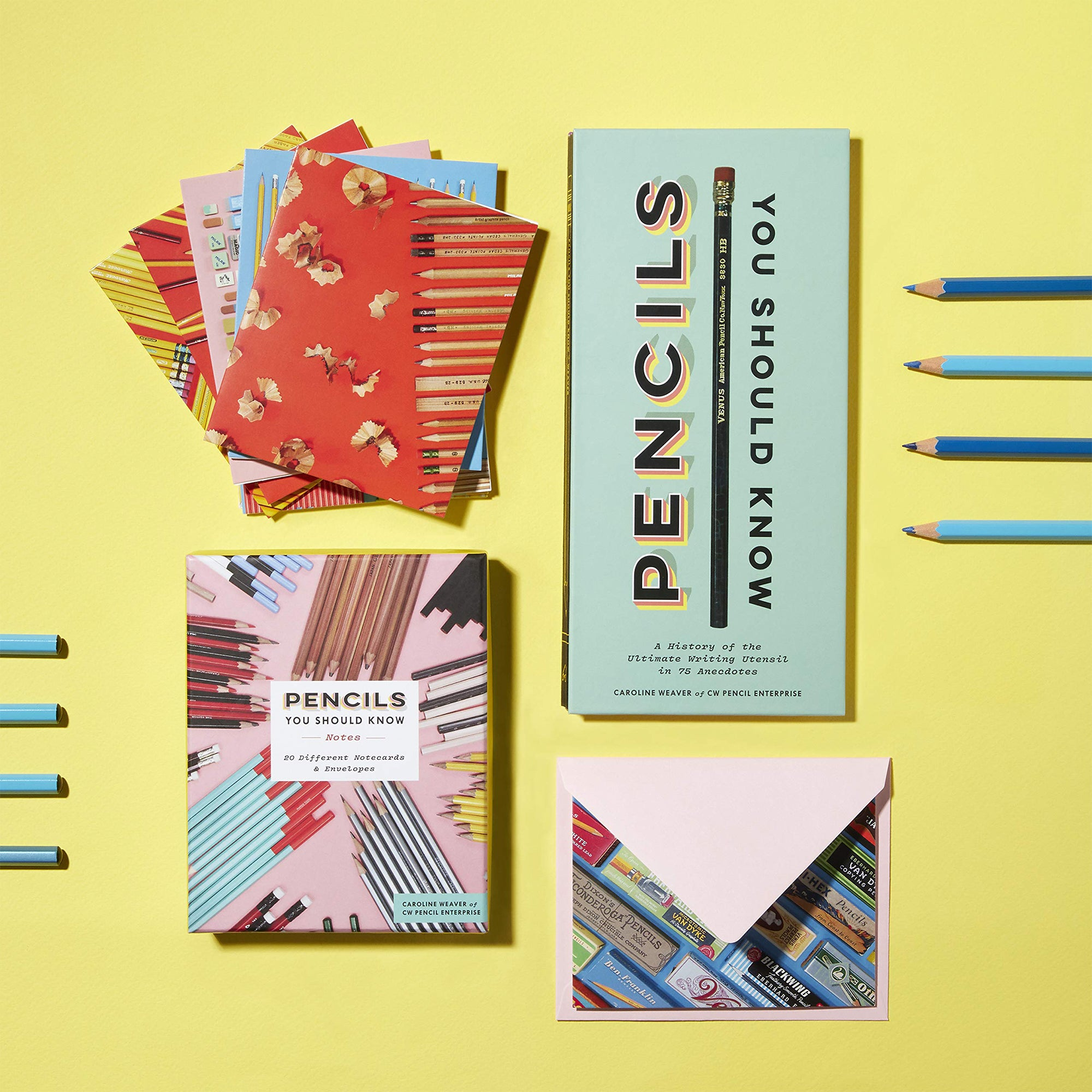 Pencils You Should Notes
